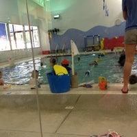 Photo taken at Little Otter Swim School by Rosaria C. on 3/24/2014