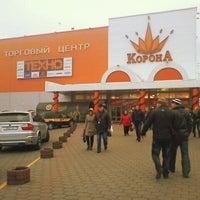 11/17/2012에 Andrew S.님이 ТЦ «Корона»에서 찍은 사진
