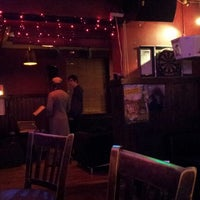 Photo taken at Bar Red by Inoy M. on 2/12/2013