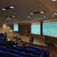 รูปภาพถ่ายที่ Centro Conferenze alla Stanga โดย Tommaso G. เมื่อ 2/22/2013