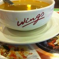 Photo taken at Wings by Jose luis O. on 2/2/2013