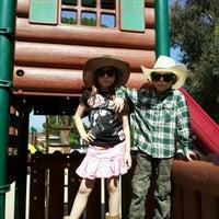 Photo taken at Maple Street Park by Steven K. on 6/25/2013
