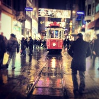 Photo taken at İstiklal Avenue by Gökhan O. on 3/17/2013
