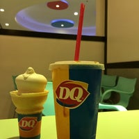 Photo taken at Dairy Queen by Khalid B. on 1/23/2014