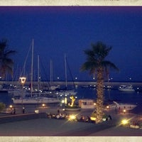 Photo taken at Mersin Marina by Emine C. on 7/2/2013