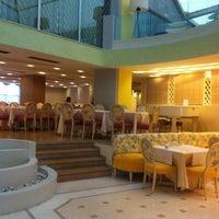 Photo taken at Airotel Stratos Vassilikos Hotel by Dimitra R. on 12/11/2012