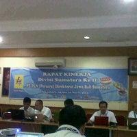 Photo taken at Kantor PLN Wilayah Riau by David W. on 3/25/2013