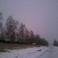 Photo taken at Kankaronmäki by Tanja H. on 12/11/2013
