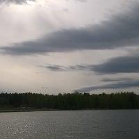 Photo taken at Käyrälampi by Tanja H. on 5/30/2017