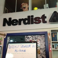 Photo taken at Meltdown Comics and Collectibles by Nathan D. on 6/24/2013
