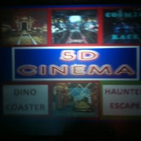 Photo taken at Funtime 5D Cinema by Zuhal(zuzu) K. on 10/28/2012