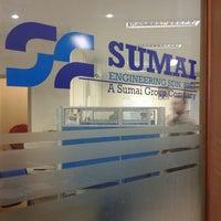 Photo taken at Sumai Engineering Sdn Bhd by Farisya A. on 12/22/2013