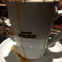 Photo taken at Caffè Nero by Paul H. on 11/15/2012