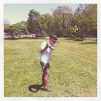 Photo taken at Lake Park Golf Course by jonathan b. on 6/16/2013