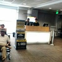 Photo taken at Gate D4 by Ryan W. on 9/6/2017