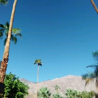 Photo taken at Palm Springs, CA by Ryan W. on 8/8/2017