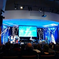 Photo taken at North Langley Community Church by Ryan W. on 12/24/2015