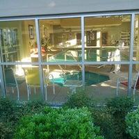 Photo taken at Covenant Village Swimming Pool & Saunas by Ryan W. on 6/18/2014