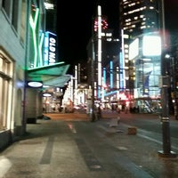 Photo taken at Granville Mall by Ryan W. on 2/2/2017