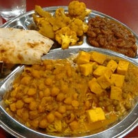Photo taken at All India Sweets & Restaurant by Ryan W. on 11/11/2015