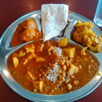 Photo taken at All India Sweets & Restaurant by Ryan W. on 8/15/2015