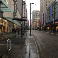 Photo taken at Granville Mall by Ryan W. on 12/17/2017