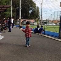 Photo taken at 香芝フットサルパーク by Akira O. on 11/17/2013