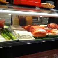 Photo taken at Fujiyama Sushi and Hibachi Grill by Kari on 5/8/2013