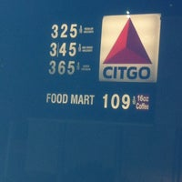 Photo taken at Citgo by Kari on 10/23/2013