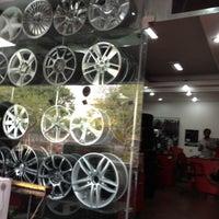 Photo taken at Singh Tyre Shpee by Ansh s. on 5/5/2013