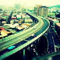 Photo taken at Four Points by Sheraton Taipei Zhonghe by Mikko K. on 12/10/2012