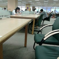 """Photo taken at NUS Central Library by Xu""""em\eng on 10/19/2012"""