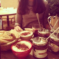 Photo taken at Le Pain Quotidien by Alya A. on 12/16/2012