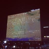 Photo taken at Seoul Square by Liz C. on 10/14/2013