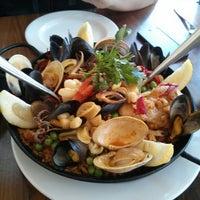 Photo taken at Joya Restaurant & Lounge by Jennifer W. on 3/10/2013