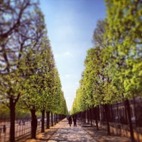 Photo prise au Jardin des Tuileries par Philip S. le4/22/2013