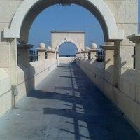 Photo taken at khobar foot bridge by Yhpars O. on 10/16/2012