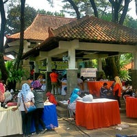 Photo taken at Gazebo UB by Iwan N. on 6/8/2014