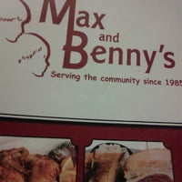 Photo taken at Max & Benny's by Ryan S. on 5/27/2013