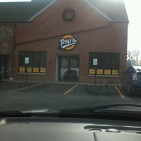 Photo taken at Pop's Italian Beef by Ryan S. on 12/2/2012