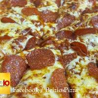 Photo taken at Brizio's Pizza by Brizio's Pizza on 2/13/2014