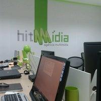 Foto tirada no(a) Hitmídia por Josué O. em 4/22/2013
