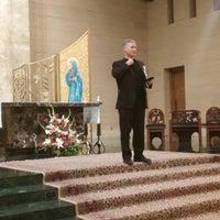 Photo taken at St Marys Visitation Parish by Jason M. on 2/1/2014