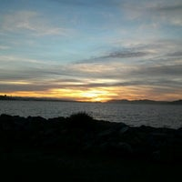 Photo taken at Marina Park by Jaime H. on 10/15/2012