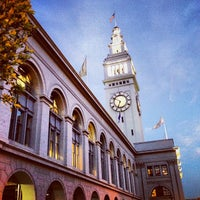 Photo taken at Ferry Building Marketplace by Kyle M. on 10/17/2013