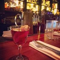 Photo taken at Flora Restaurant & Bar by Kyle M. on 3/28/2015