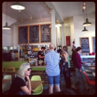 Photo taken at Duboce Park Cafe by Kyle M. on 7/4/2013