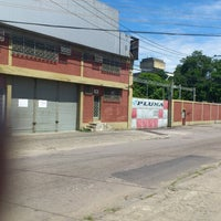Photo taken at Alojamento Pluma RJ by Nara A. on 2/2/2013
