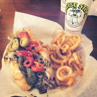 Photo taken at Cheese Steak Shop by Alexis B. on 1/14/2014