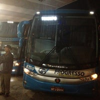 Photo taken at Terminal Rodoviário de Arcoverde by Verner B. on 3/28/2013
